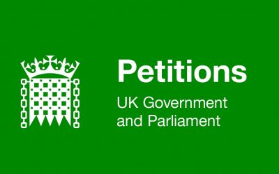 Petition to parliament calling for sanctions to be introduced into the Code of Conduct.